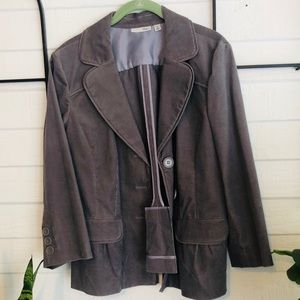 Halogen size xl soft blazer